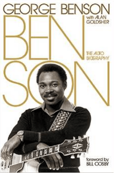 George Benson autobiography book cover