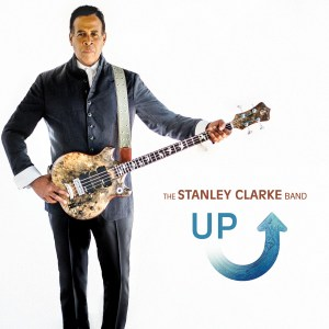 album cover to Up by the Stanley Clarke Band