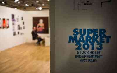 INDEPENDENT GALLERIES AT SUPERMARKET 2013