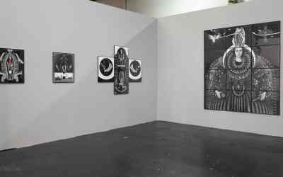 POLISH ARTISTS AT ART COLOGNE 2013