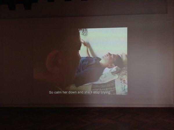 Paweł Althamer, Dusty phrases, 2001/2013, Paweł Althamer and Anatoly Osmolovsky: Parallel Convergences curated by Nicholas Cullinan, Casa dei Tre Oci, Venice 2013, photo Lynx