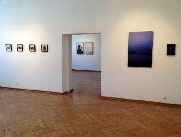 Dream Of // Borowik Collection, a group exhibition at the BWA Gallery in Zamosc, 10.05 – 2.06.2013, curator Michal Fopp, general view on a display photo courtesy Borowik Collection