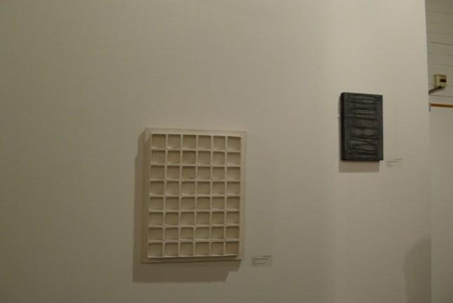 Roman Opałka, Untitled, 1965. oil on canvas, 30,2 x 20,3 cm, Galerie Berinson, Hall 2.0 / C11, photo Andrzej Szczepaniak for Contemporary Lynx