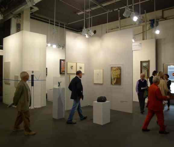Władysław Hasior, Edward Krasiński, Alina Szapocznikow, Starmach Gallery, Hall 2.0 / C1, photo Andrzej Szczepaniak for Contemporary Lynx