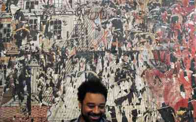 CEDAR LEWISOHN – LONDON-BASED CURATOR, EXPERT AND RESEARCHER ON STREET ART – REVEALS WHY HE LIKES STREET ART FROM THE POST-COMMUNIST COUNTRIES
