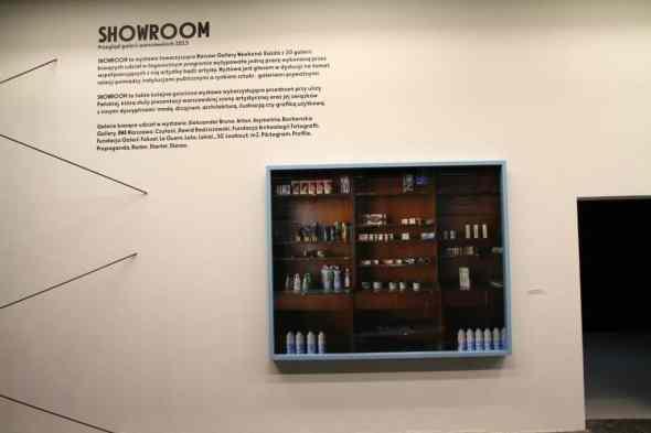 """Łukasz Trzciński, """"Showroom"""", Museum of Modern Art Warsaw, photo Contemporary Lynx"""
