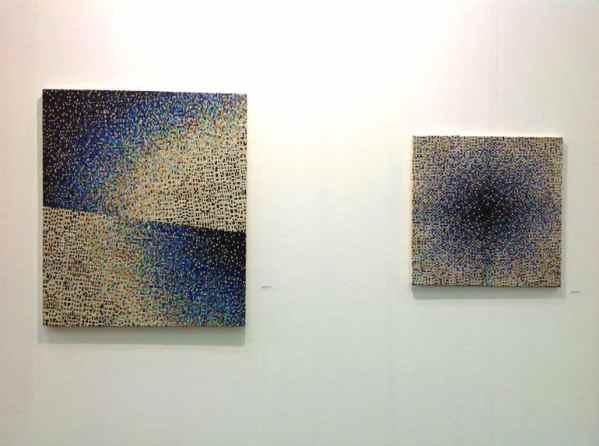 Mateusz Szczypiński, lokal_30 Gallery, booth G20, photo Contemporary Lynx