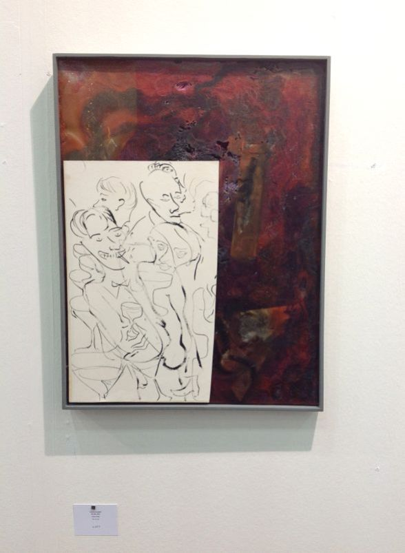 Tomasz Kowalski, Dawid Radziszewski Gallery, booth D9, photo Contemporary Lynx
