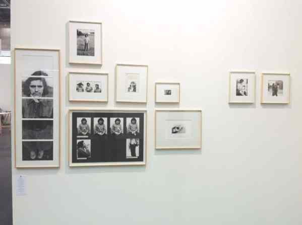Adam Rzepecki, Dawid Radziszewski Gallery, booth D9, photo Contemporary Lynx