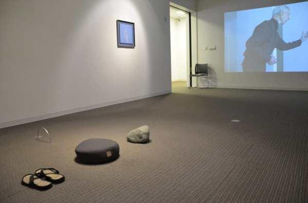 Koji Kamoji, Henryk Stażewski, Jan Świdziński, An Approach to Being, photo courtesy KCUA Gallery and In Situ Foundation