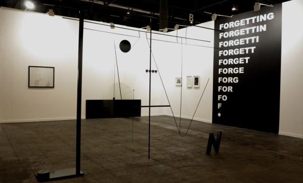 Zak Branicka Gallery, General Programme, photo courtesy Zak Branicka Gallery