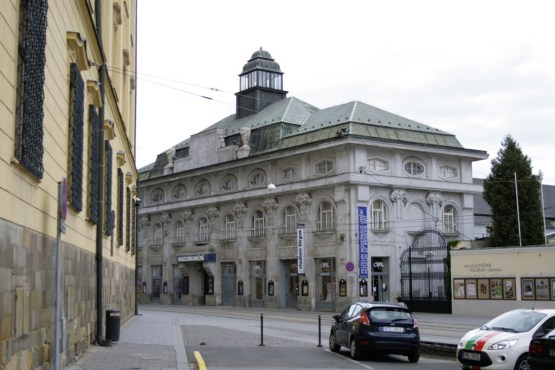 Museum of Contemporary Art in Olomouc, Olomouc 2014, photo Contemporary Lynx