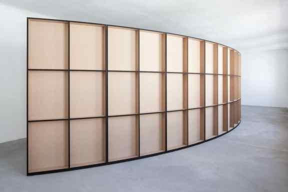 """Michał Budny, """"Mira"""", exhibition view, SVIT Gallery, Prague, photo courtesy SVIT"""