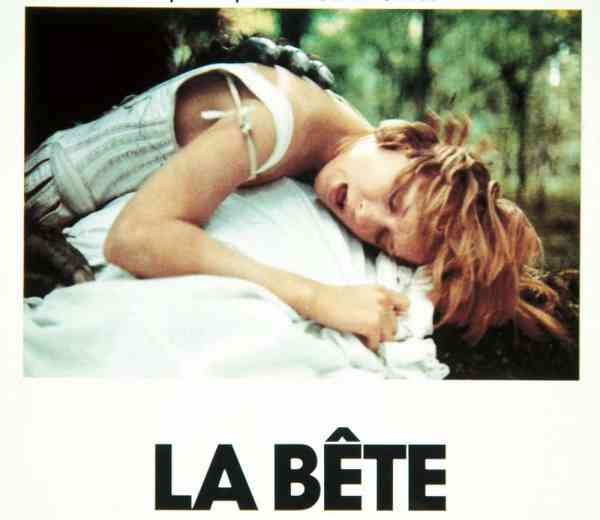 """Still from the film """"La bete / The Beast,"""" directed by Walerian Borowczyk, 1975, photo album / East News"""