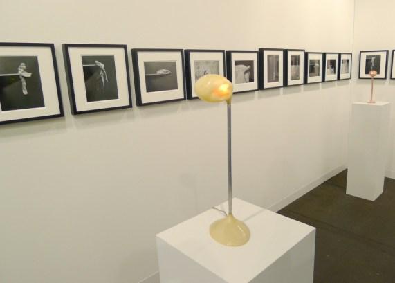 Alina Szapocznikow, Lampe-bouche and Photosculpture, Andrea Rosen Gallery, photo Andrzej Szczepaniak for Contemporary Lynx