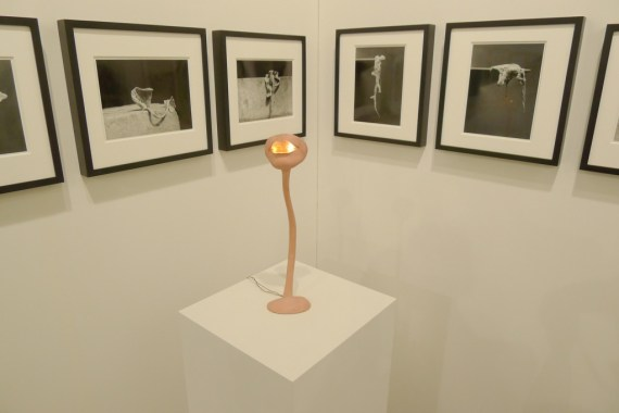 Alina Szapocznikow, Lampe-buche, 1966, Andrea Rosen Gallery, photo Andrzej Szczepaniak for Contemporary Lynx