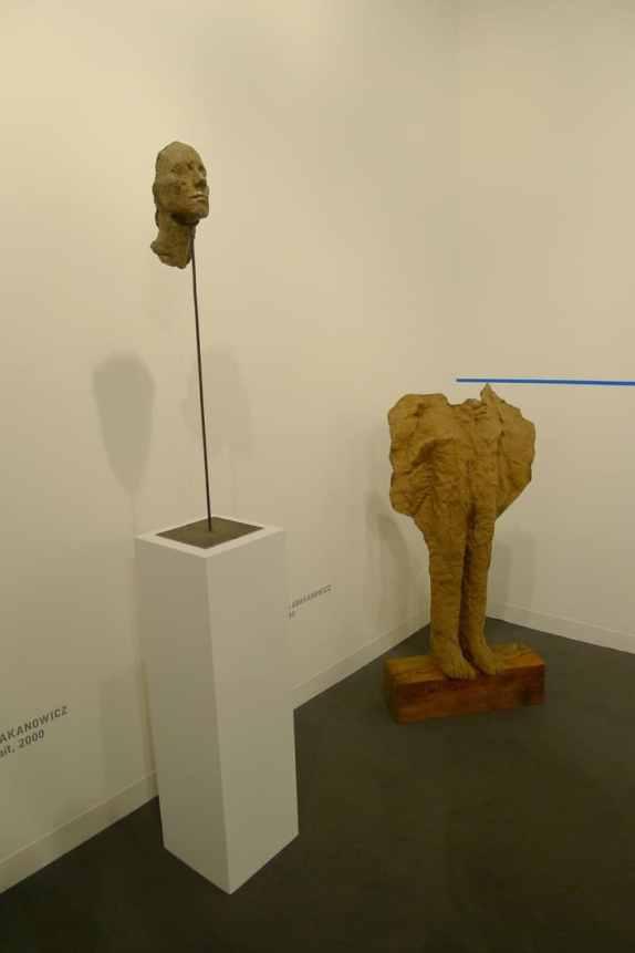 Magdalena Abakanowicz, Starmach Gallery, Hall 2.0 / C1, photo Andrzej Szczepaniak for Contemporary Lynx