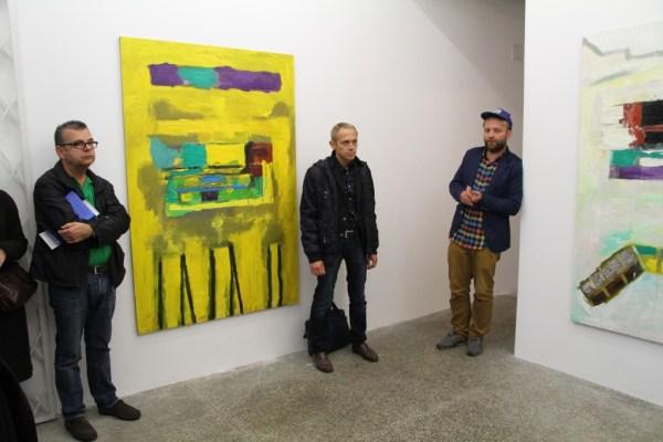 Dawid Radziszewski Gallery, photo Contemporary Lynx, 2014
