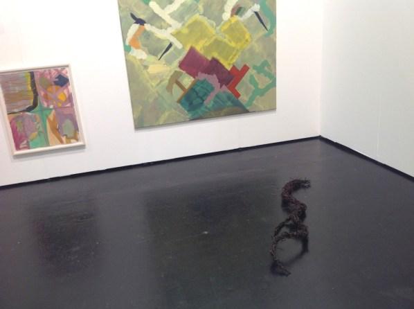 Agnieszka Kalinowska (object), Galerie nächst St. Stephan, Viennafair, 2014, photo Contemporary Lynx