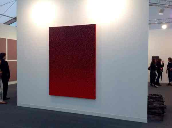 Piotr Uklański, Massimo De Carlo Gallery at Frieze London, October 2014, photo Contemporary Lynx