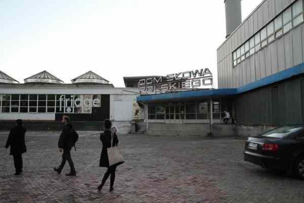 Dom Slowa Polskiego, photo Contemporary Lynx