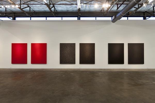 Piotr Uklanski installation views at Dallas Contemporary, 2014 Courtesy: the artist and Dallas Contemporary. Photo: Kevin Todora