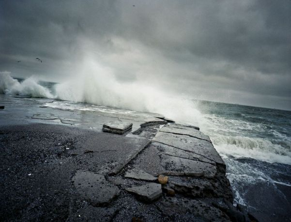 "Rafał Milach, ""Black Sea of Concrete"", photo courtesy the artist"