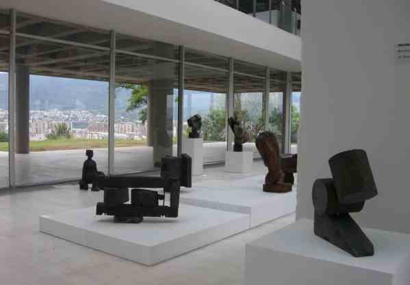 Museum of Contemporary Art in Skopje, photo courtesy the Museum and Embassy of Poland in Skopje