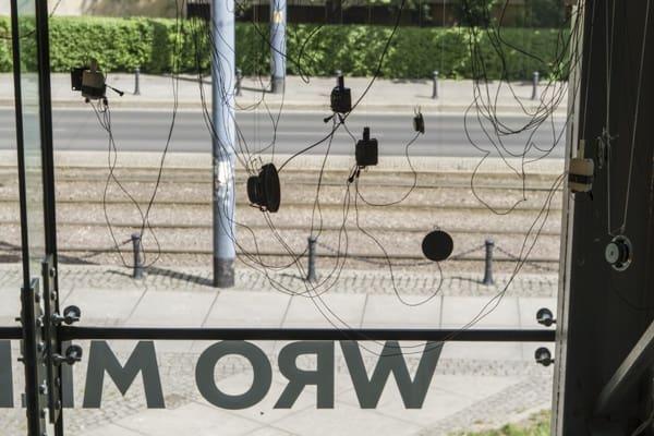 WRO Art Centre, photo Contemporary Lynx, The 16th Media Art Biennale WRO, Wrocław, 2015