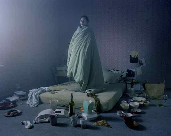 Anna Orłowska, from Leakage series| copyright: the artist