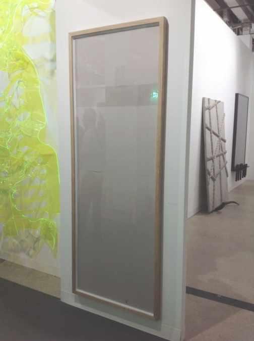 Mirosław Bałka, Dvir Gallery, photo Contemporary Lynx