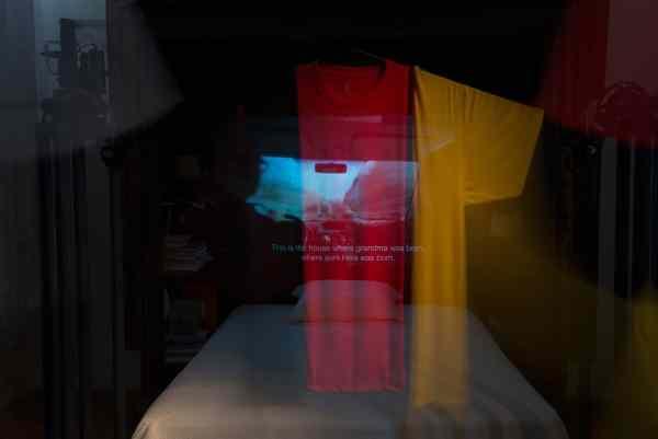 Tomasz Opania, exhibition view, Dispossession, Venice 2015, photo Małgorzata Kujda