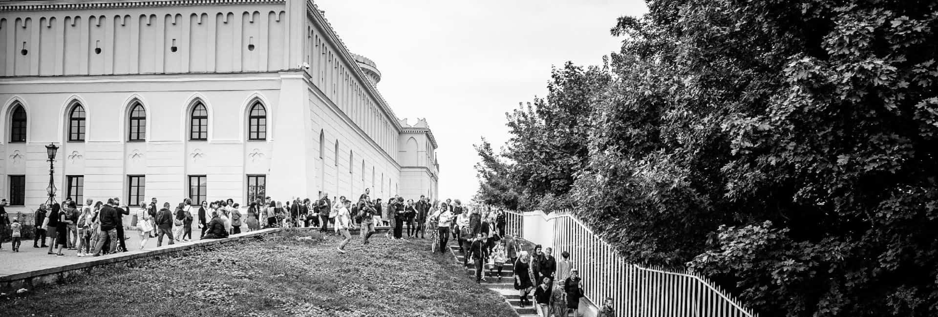 10. Festival of Art in Public Spaces, Open City, Lublin, 2018