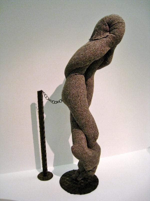 Dorathea Tanning, De Quel Amour (1970) © Courtesy Centre Pompidou, Musee d'art Moderne