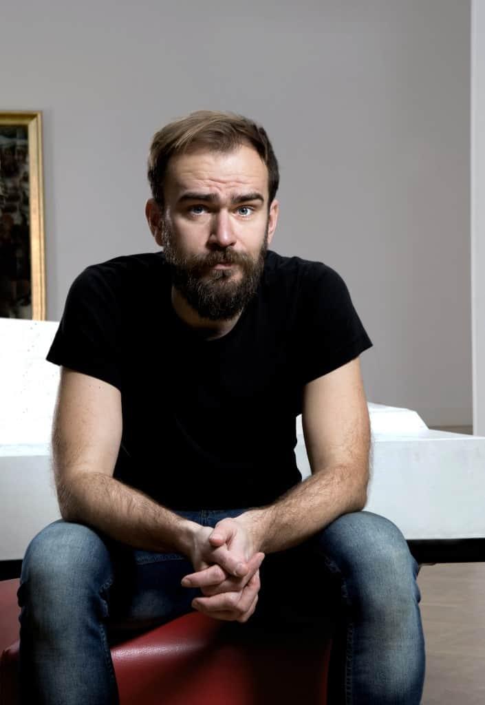 Mateusz Szczypiński, photo M. Zak