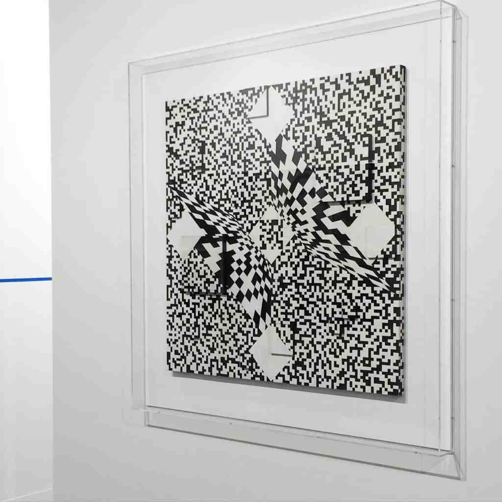 Stanisław Winiarski, Starmach Gallery, Art Basel 2016, photo Contemporary Lynx