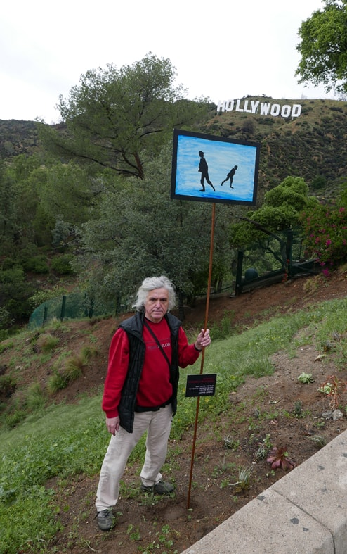Adam Rzepecki, Hommage à Prószyński, Los Angeles, USA