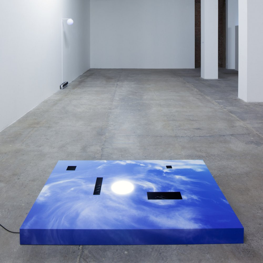 Wojciech Bąkowski, Holiday Power Supply, exhibition view, SVIT Prague 2016, photo courtesy the artist and SVIT