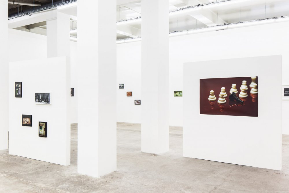 'Still Life. Photo Club Riga', exhibition view, SVIT Gallery,Prague 2016, courtesy the artist and SVIT Gallery