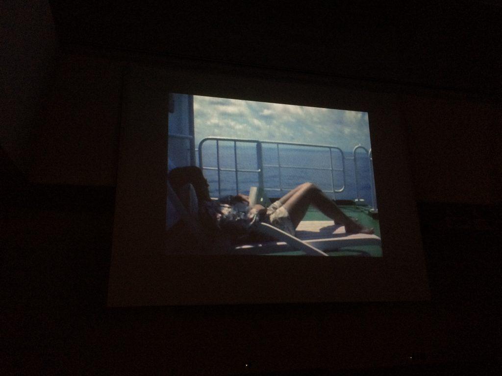 Muito romantic, dir Melissa Dullius, Gustavo Jahn, film screening.