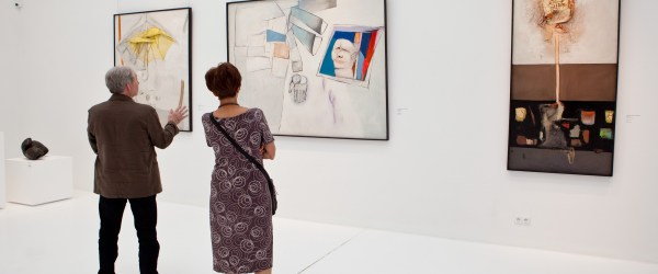 Exhibition of the Polish Contemporary Art at the Four Domes Pavilion