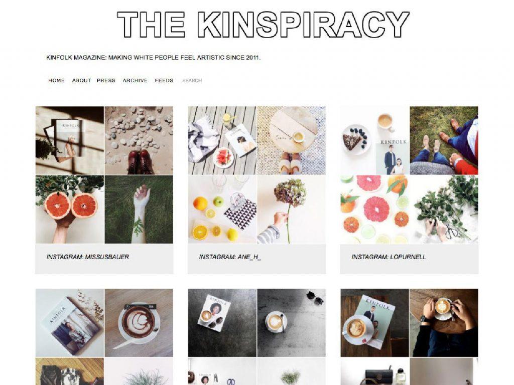 The Kinspiracy
