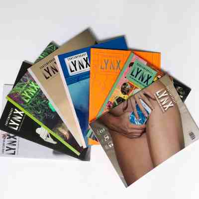 Contemporary Lynx Magazine — Two Years Subscription