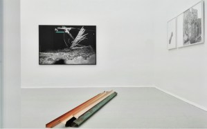 Natalia Stachon exhibition Installation view Natalia STACHON   Metal Time KOENIG2 by_robbygreif, Vienna, 2016