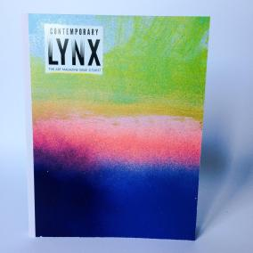 Contemporary Lynx Magazine 1(7)2017 making a lynx cover
