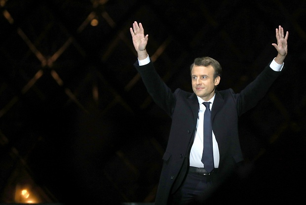 What to read this week Emmanuel Macron president of France