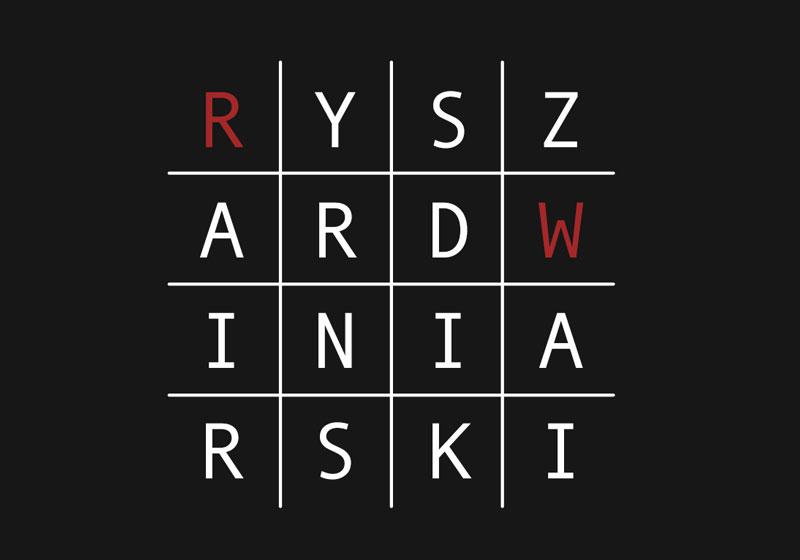 57th Venice Biennale 2017 ryszard winiarski