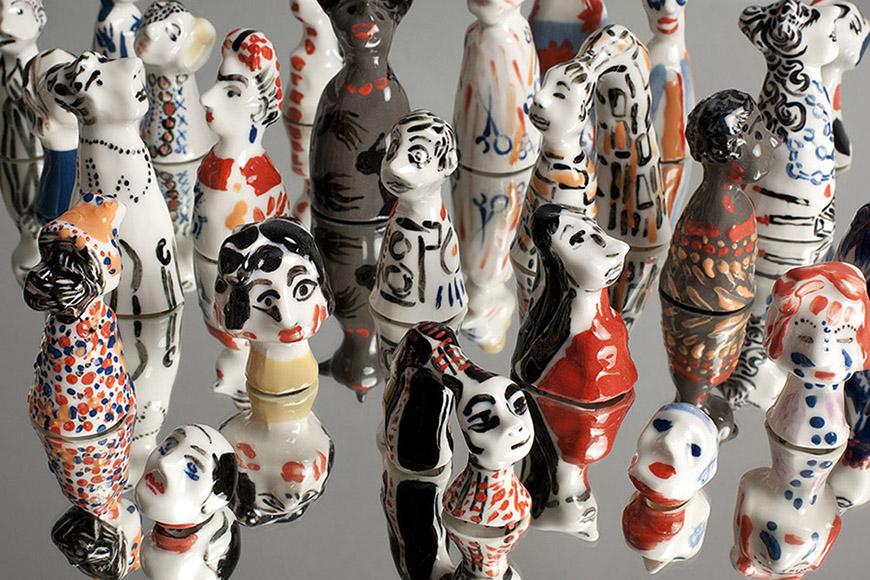 Pola Dwurnik exhibition