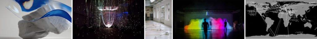 ARt & Science PRima materia Contemporary Lynx