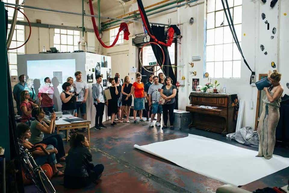 Lynx feat. Bflmpsvz invite to Hive Studio/ part of Hackney WickED.